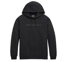 Hyphen Pullover Hooded