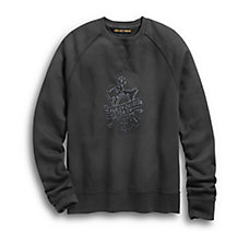 Oak Leaf Slim Fit Pullover