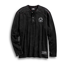 Specialty Wash Henley