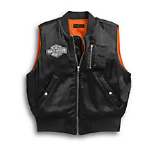 Winged Logo Flight Vest