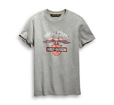 Iron & Freedom Slim Fit T Shirt