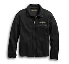 Winged Logo Jacket