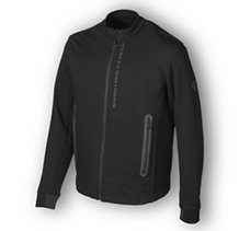 Compression Knit Casual Jacket