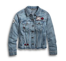 Roam Free Denim Jacket