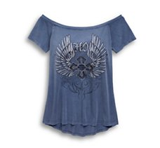 Winged Cross Tee