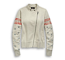 Flag Activewear Jacket