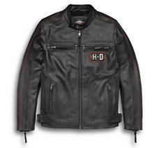 Writ Leather Jacket