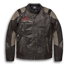 Exhort Leather Jacket