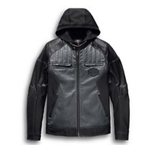 Reversion 3-in-1 Leather Jacket
