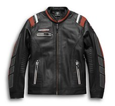 Boxford Leather Jacket
