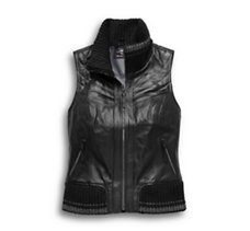 Fawnridge Leather Vest