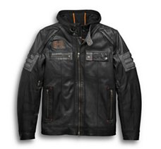 Bridgeport 3-in-1 Leather Jacket