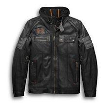 3c35ae67eac2 Bridgeport 3-in-1 Leather Jacket