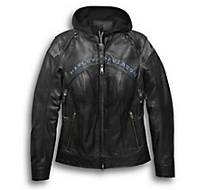 Kenova 3-in-1 Leather Jacket