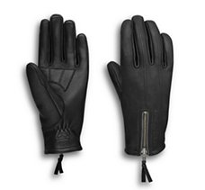Writ Perforated Leather Gloves