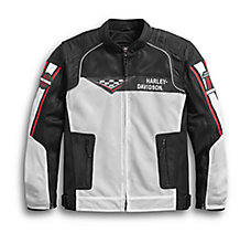 Wind Cave Mesh Riding Jacket