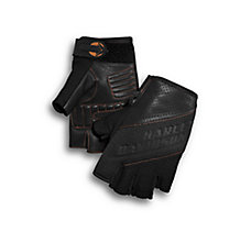 Alridge Mesh Fingerless Gloves
