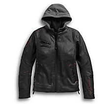 Hensal 3-in-1 Riding Jacket