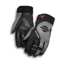 Grandview Mesh & Leather Gloves