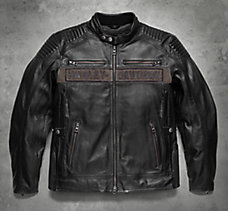 Asylum Leather Jacket