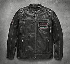 Rustlers Leather Jacket