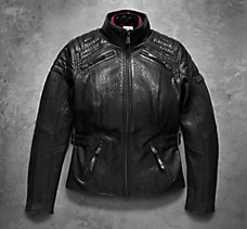Beechwood Leather Jacket