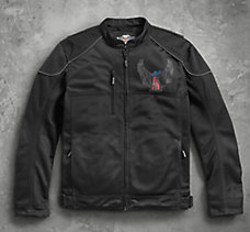 Exodus Mesh Riding Jacket