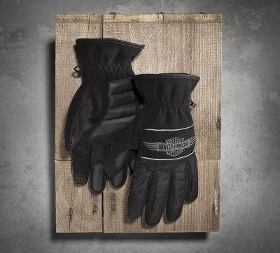 Boundary Fleece Touchscreen Gloves
