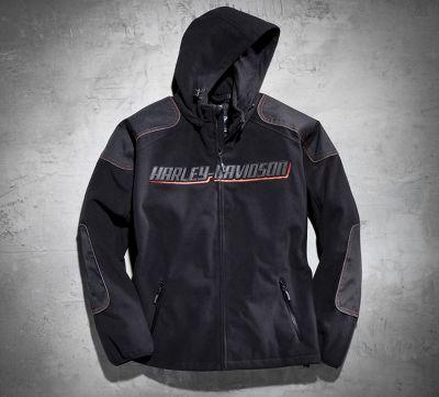 Relay Waterproof Soft Shell Jacket