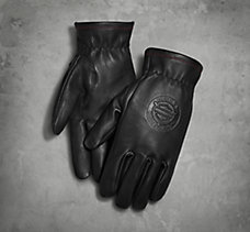 Elmway Leather Gloves