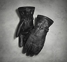Pierce Leather Gloves