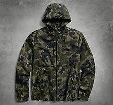 Skull Camo Lightweight Jacket