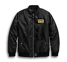HDMC® Patch Slim Fit Bomber