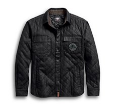 Quilted Canvas Jacket
