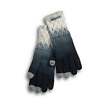Ombre Knit Gloves