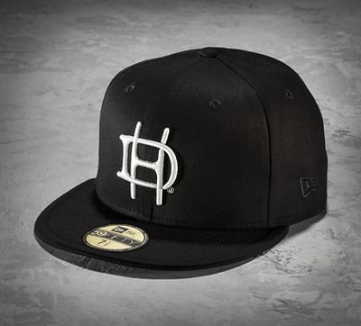 H-D Monogram 59Fifty Baseball Cap
