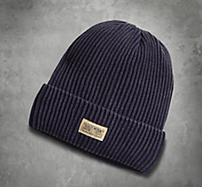 Washed Knit Hat