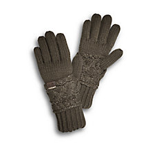 Chunky Knit Gloves