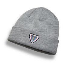 Retro Graphic Knit Hat
