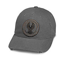 Distressed Adjustable Cap