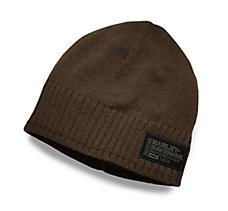 Patch Knit Hat