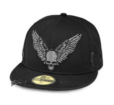 Winged Skull 59FIFTY Cap