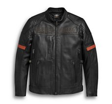 516de71e4 Men's Leather Motorcycle Jackets | Harley-Davidson USA