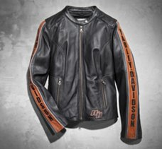 Comfort Cruiser Leather Jacket