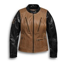 922ed5730 Womens Leather Motorcycle Jackets | Harley-Davidson USA