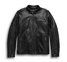 #1 Skull Leather Jacket