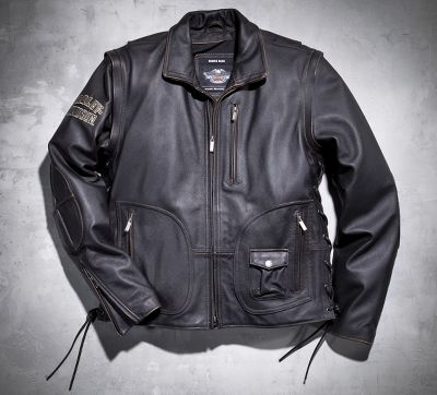 Panhead II Leather Jacket