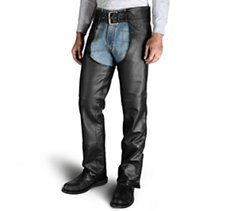 Stock II Leather Chaps
