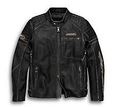 Screamin' Eagle® Leather Jacket
