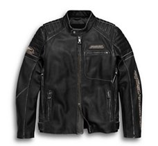 Screamin' Eagle Leather Jacket